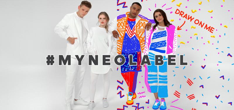 adidas #MYNEOLABEL