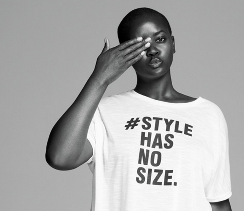Evans / Style has no Size Campaign