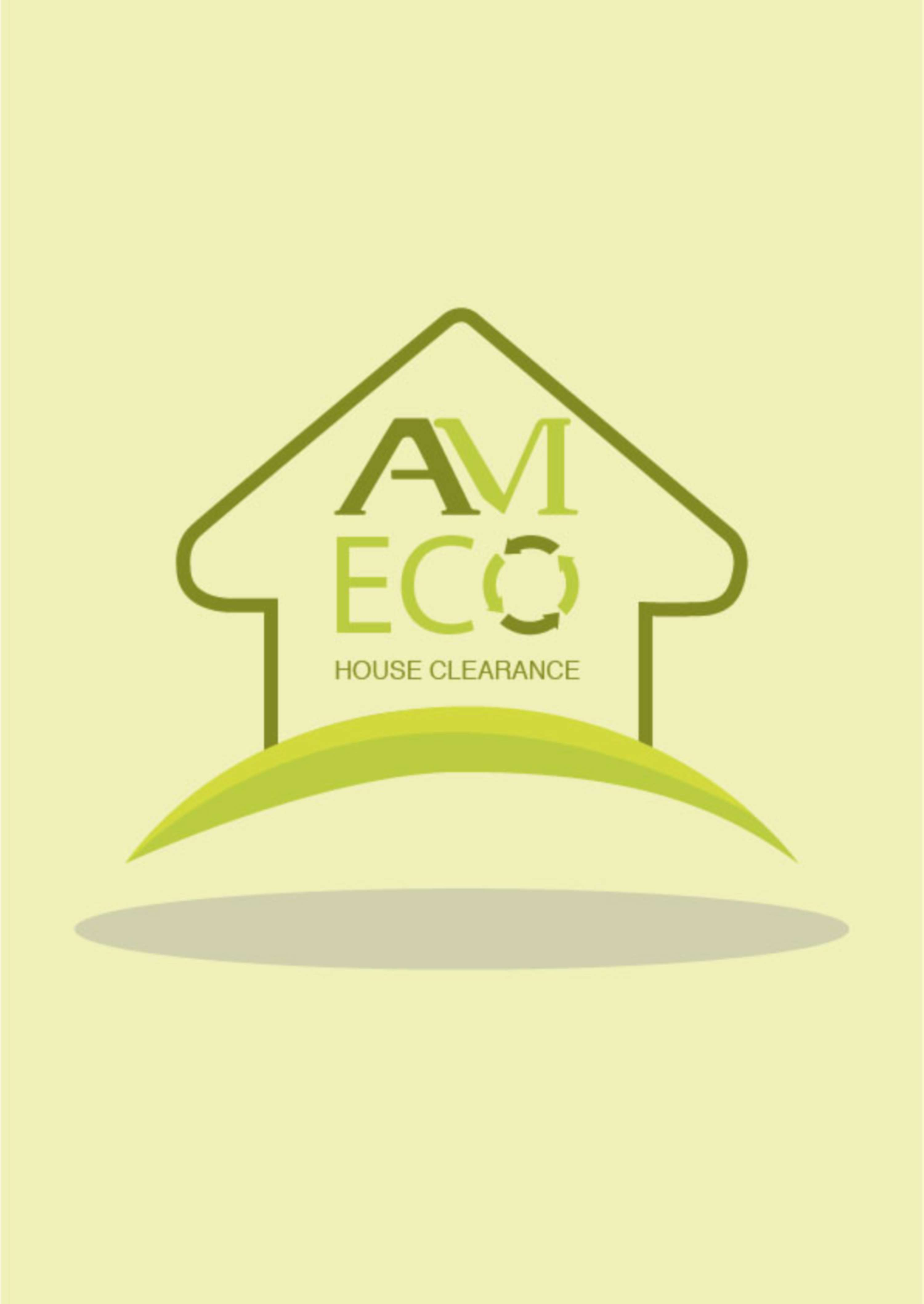 Am Eco Clearance Logo Design The Dots