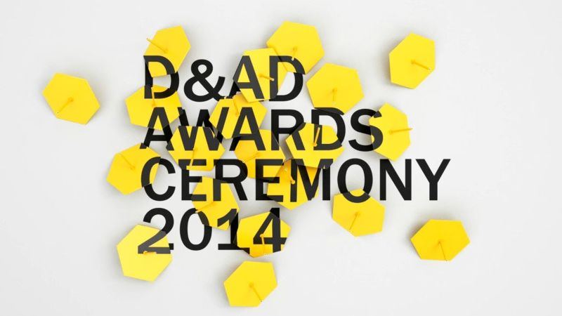 D&AD Most Awarded 2014 - Showreel