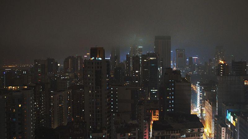 Hong Kong : Night City
