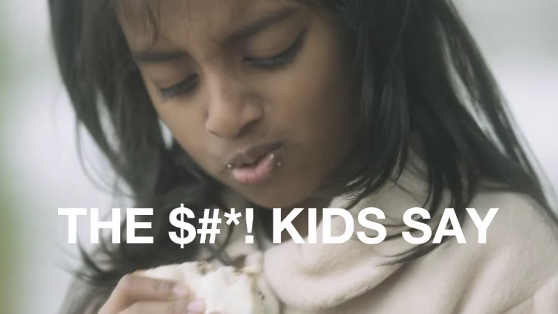 NSPCC - $#*! KIDS SAY