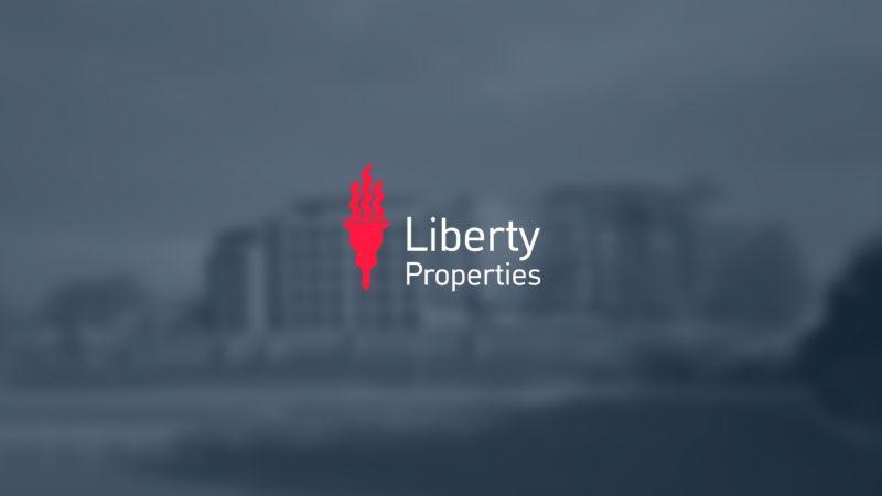 Liberty Properties Website Re-Design