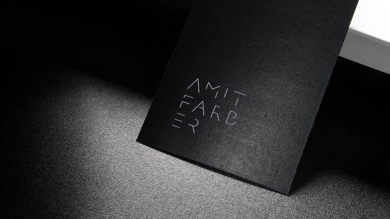AMIT FARBER    VISUAL COMPOSER