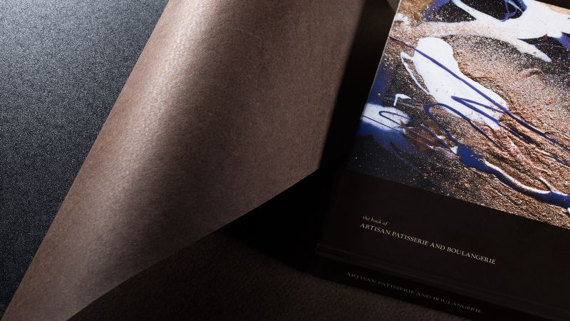 THE BOOK OF ARTISAN PATISSERIE AND BOULANGERIE