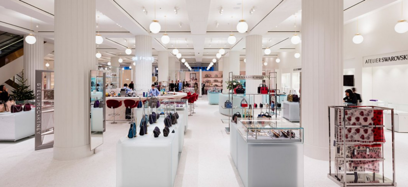 INTRODUCING THE NEW ACCESSORIES HALL AT SELFRIDGES LONDON
