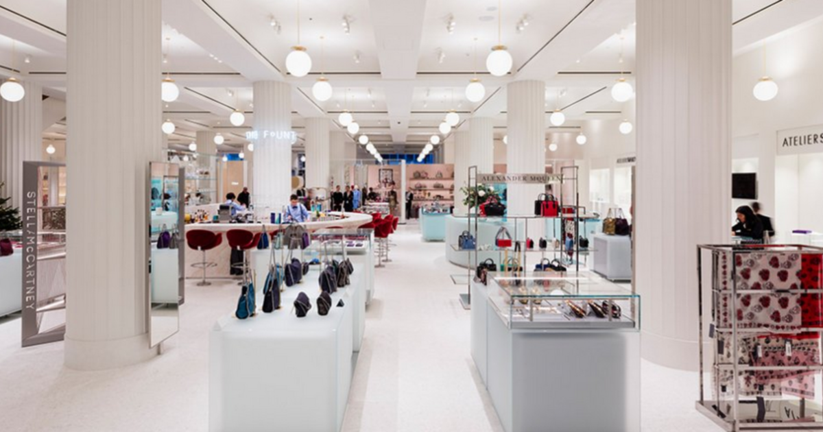 85ceef4307ae INTRODUCING THE NEW ACCESSORIES HALL AT SELFRIDGES LONDON