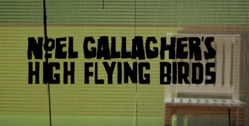 High Flying Birds EPK