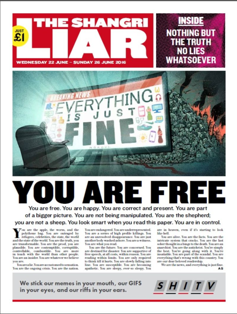 The Shangri Liar