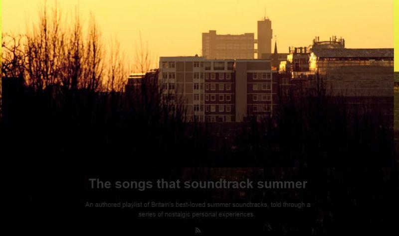 One Summer Soundtrack