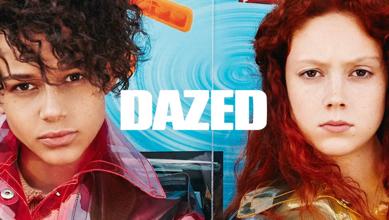 Dazed Autumn 2014