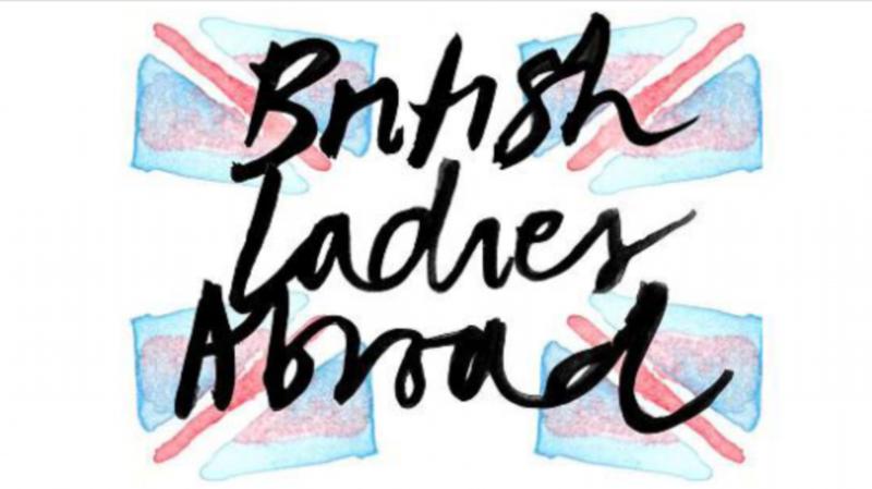 British Ladies Abroad