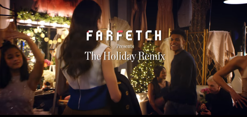 Farfetch Presents The Holiday Remix