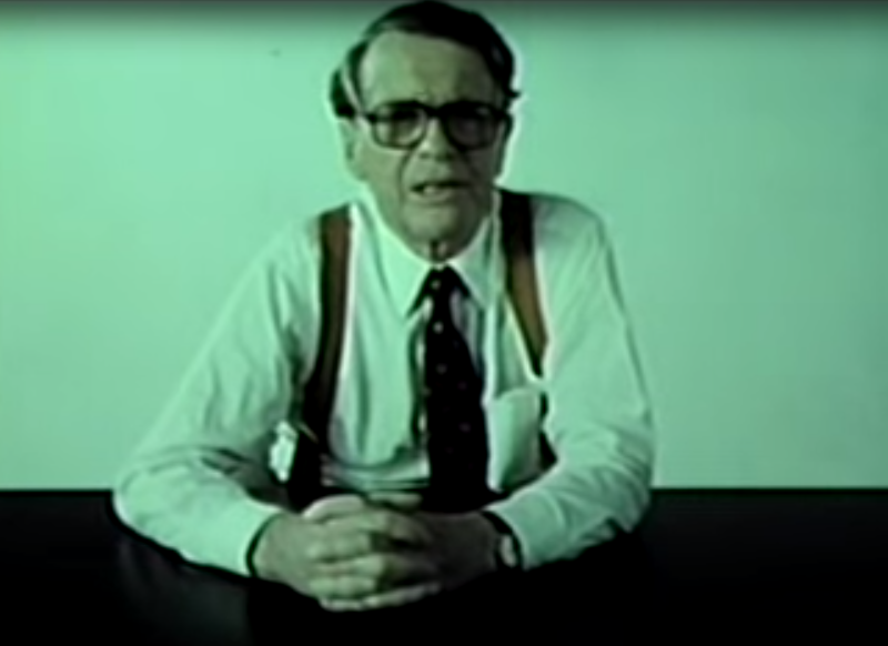 David Ogilvy: We Sell or Else