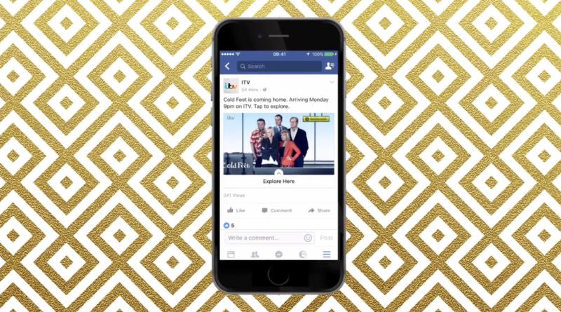 ITV Creative: Cold Feet Social Media Study
