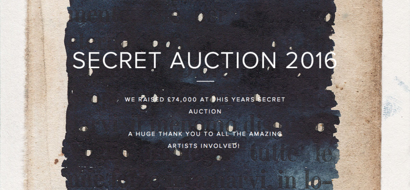 Secret Auction 2016