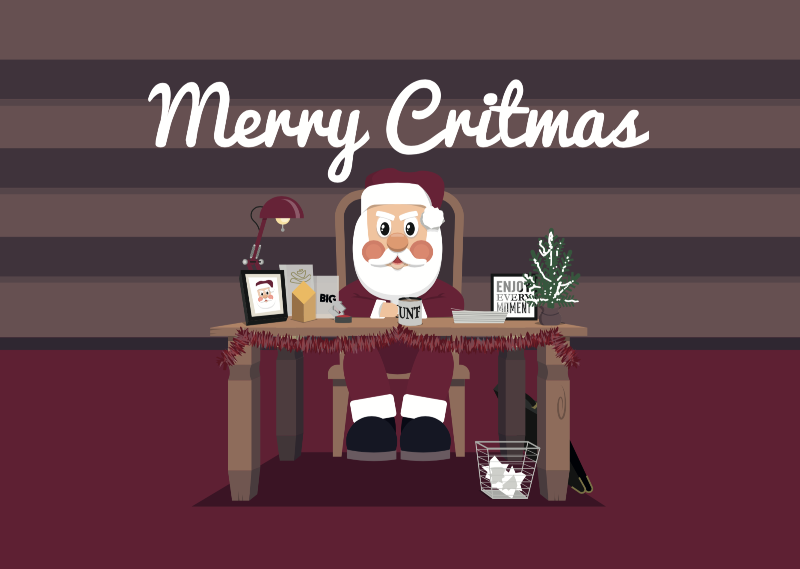 Merry Critmas