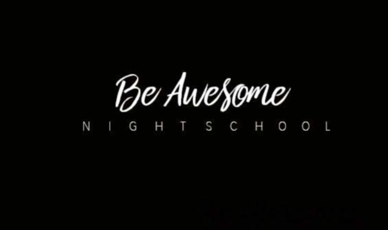 Be Awesome in 2017 with the Creative Equals night school