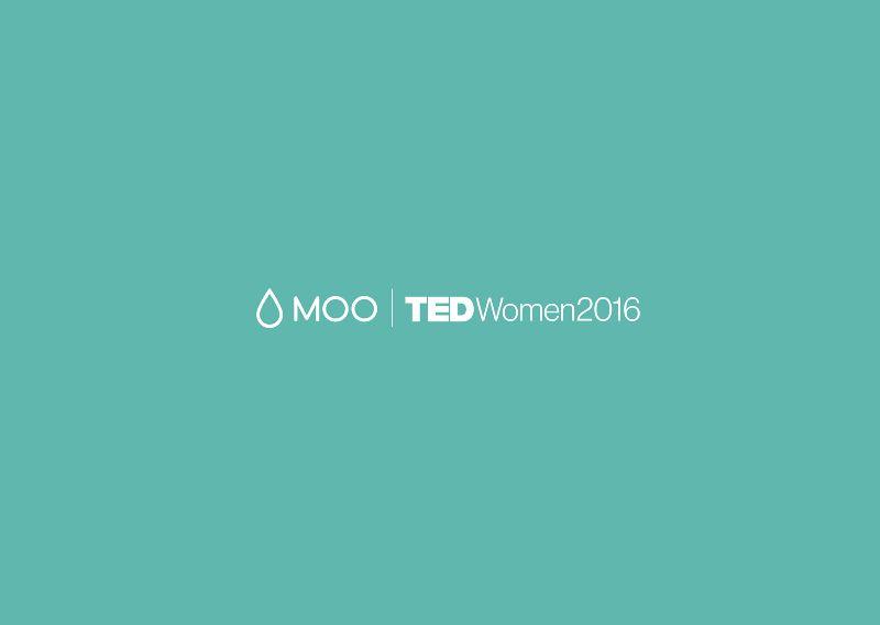MOO X TEDWomen