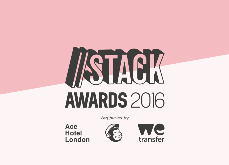 The Stack Awards 2016