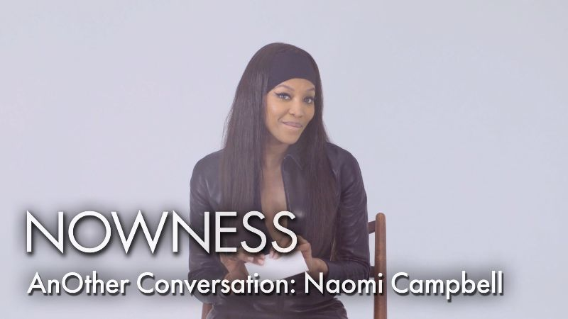 AnOther Conversation with Naomi Campbell