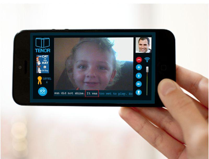 Save The Children - Tenor App
