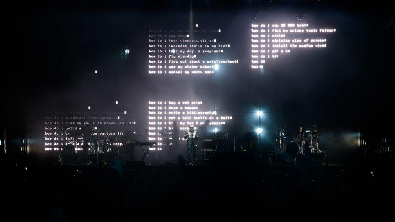 Massive Attack World Tours 2014-2016