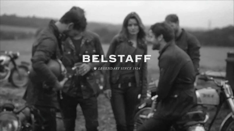 Belstaff Re-launch