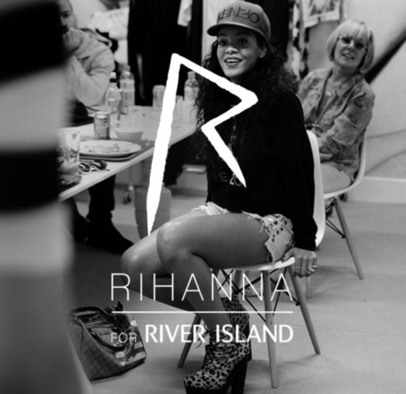 River Island Rihanna Collaboration