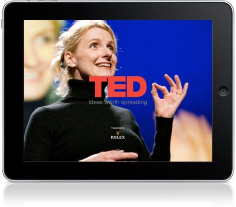TED X Rolex Partnership
