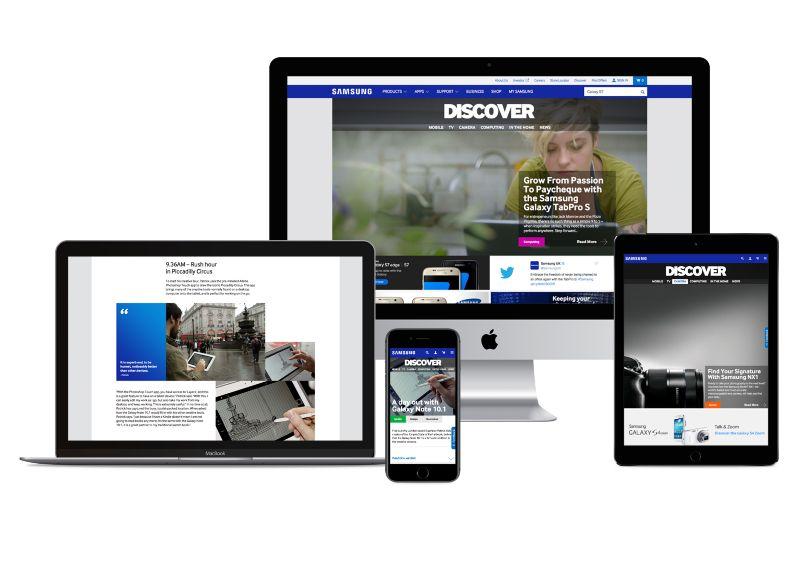Samsung DISCOVER