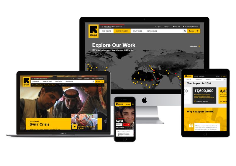 IRC — International Rescue Committee