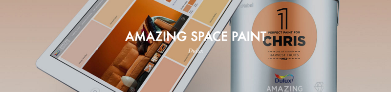 Amazing Space Paint