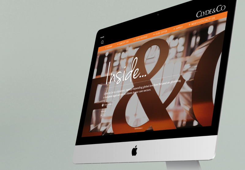 Clyde & Co | Graduates website