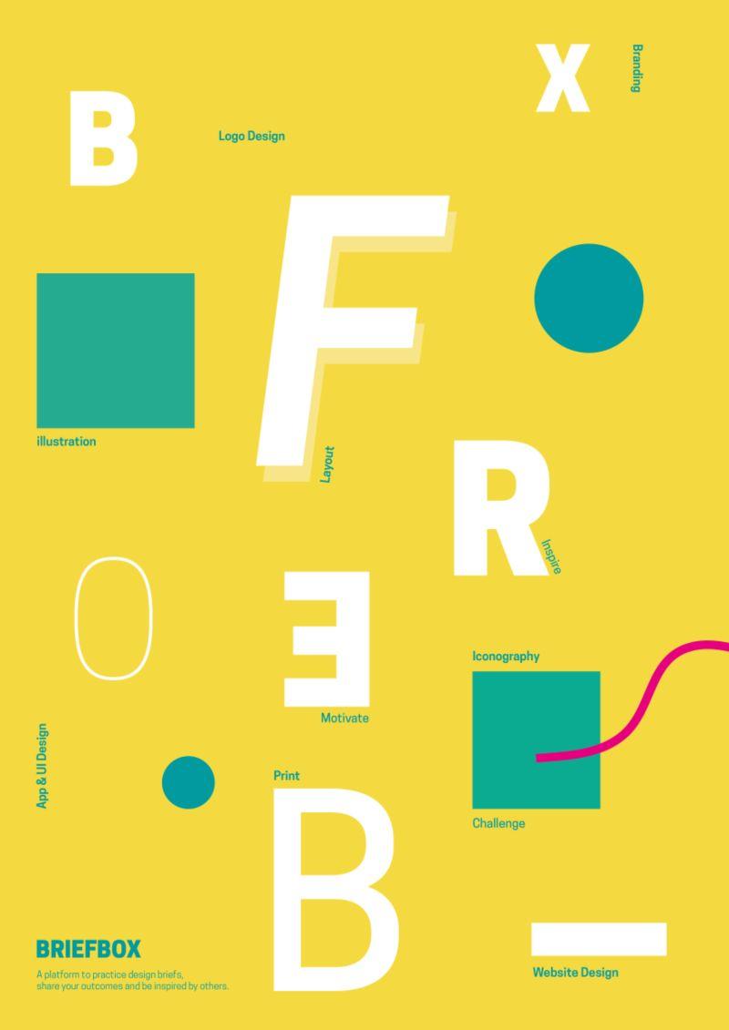 Briefbox Poster