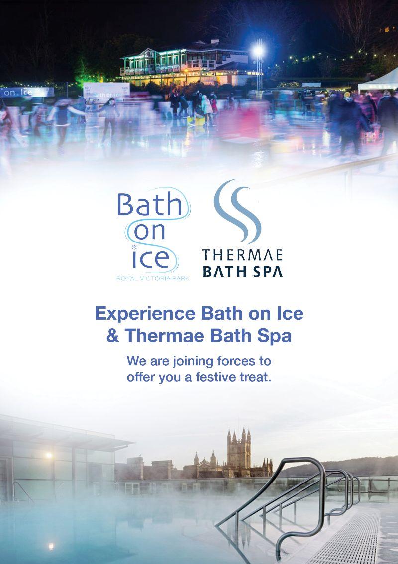 Bath on Ice Branding