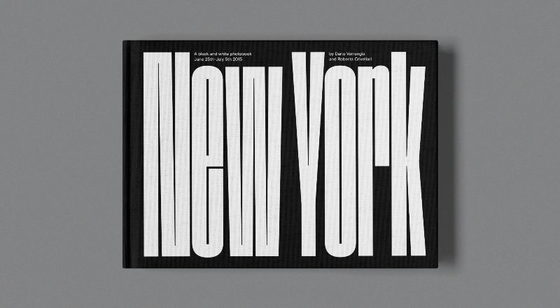 New York City Photobook