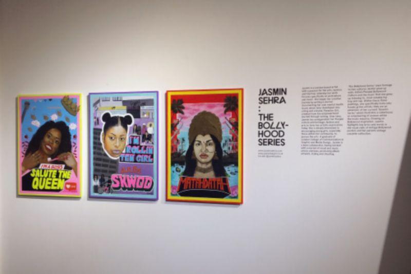 Converse Art Exhibition
