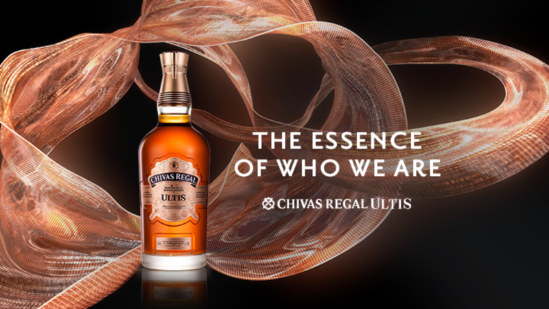 Chivas Regal Ultis – Turning DNA Into Art