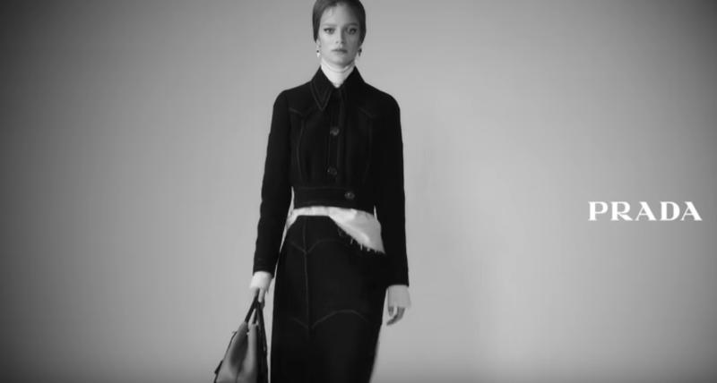 Prada Womenswear SS15