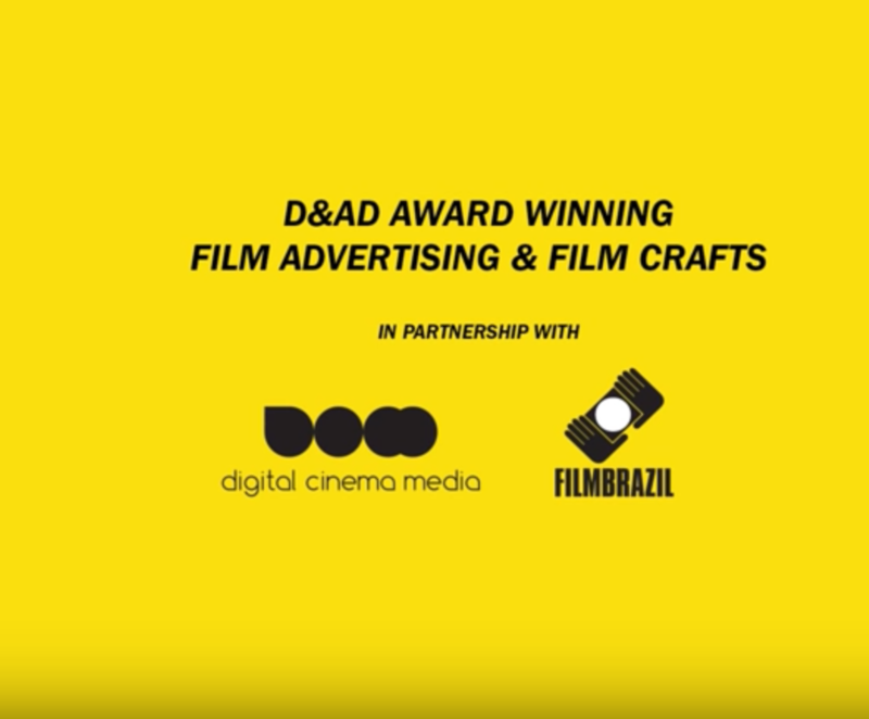 The Best Film Advertising in the World 2016