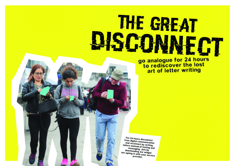 The Royal Mail - Great Disconnect