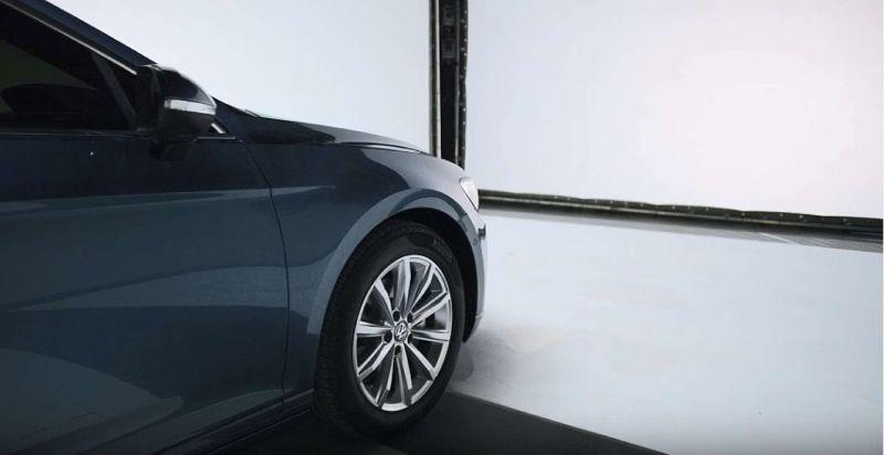 Volkswagen Passat Launch