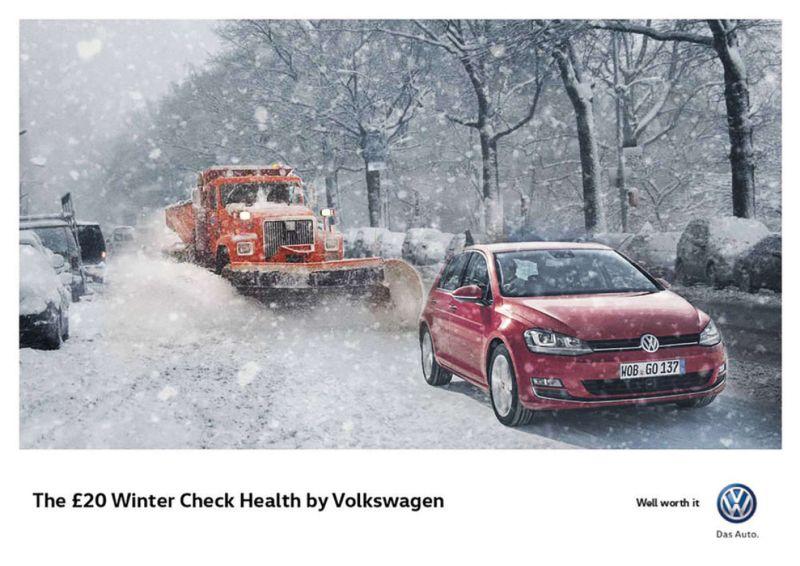 Volkswagen Winter Check
