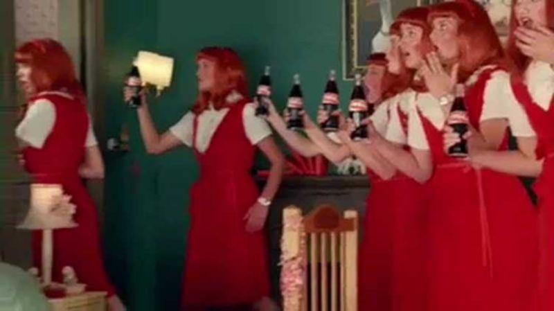 Coca Cola- What goes around comes around