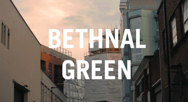 Travel + Leisure // Bethnal Green