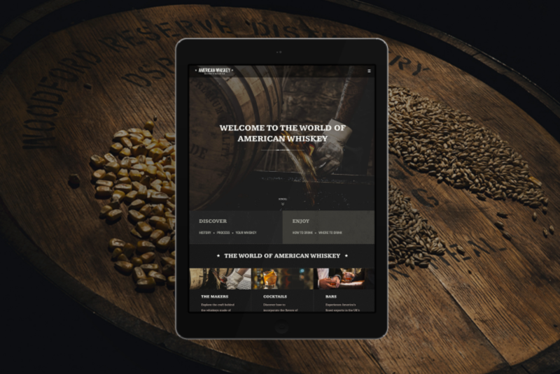 Discover American Whiskey