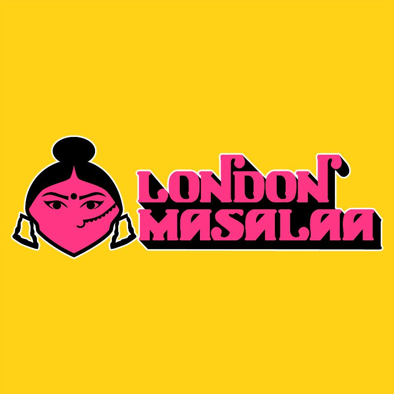 Branding and Logo Design for London Masalaa