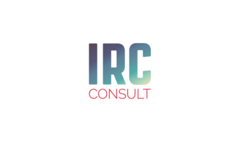 IRC Consult branding