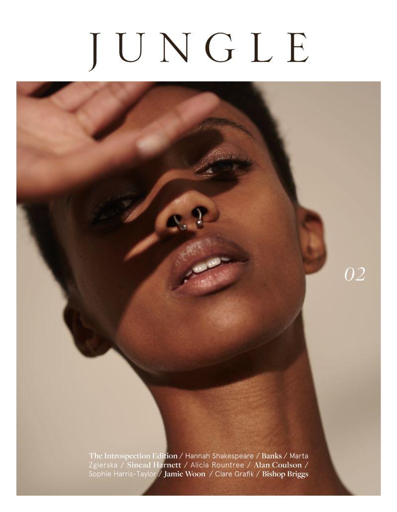 Charlotte Simone Interview - Edition 02 - Jungle Magazine